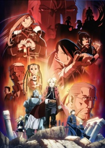 FMA: Brotherhood