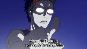 celebrate shot