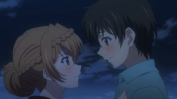 Golden Time ep 17