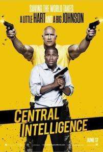 CentralIntelligencePoster