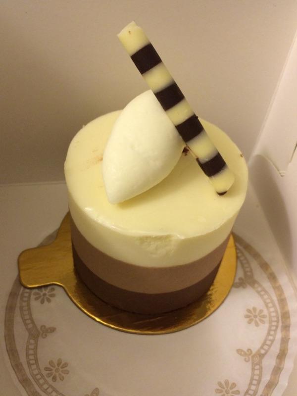 3 Layer Chocolate