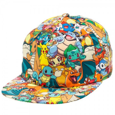 pokemon-all-over-sublimated-print-snapback-cap-hat