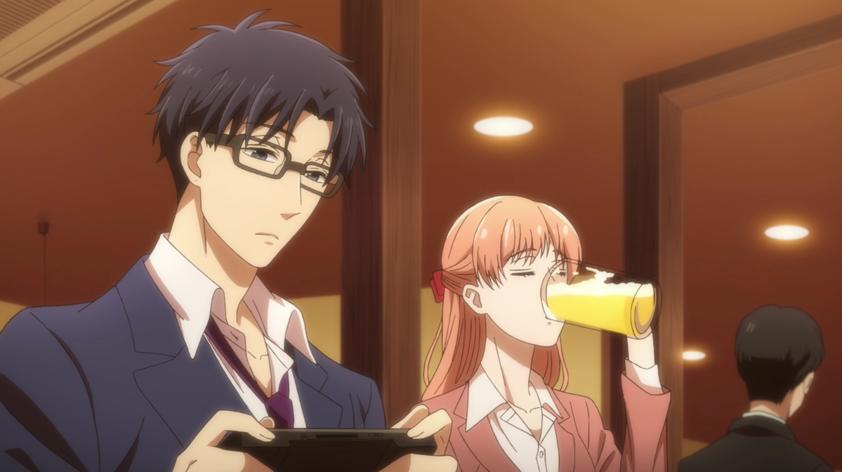 OWLS: Is It Really That Difficult To Find Someone To Adore? - Wotakoi: Love is Hard for Otaku